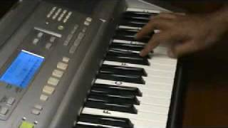 nani teri morni ko... keyboard video by mmv