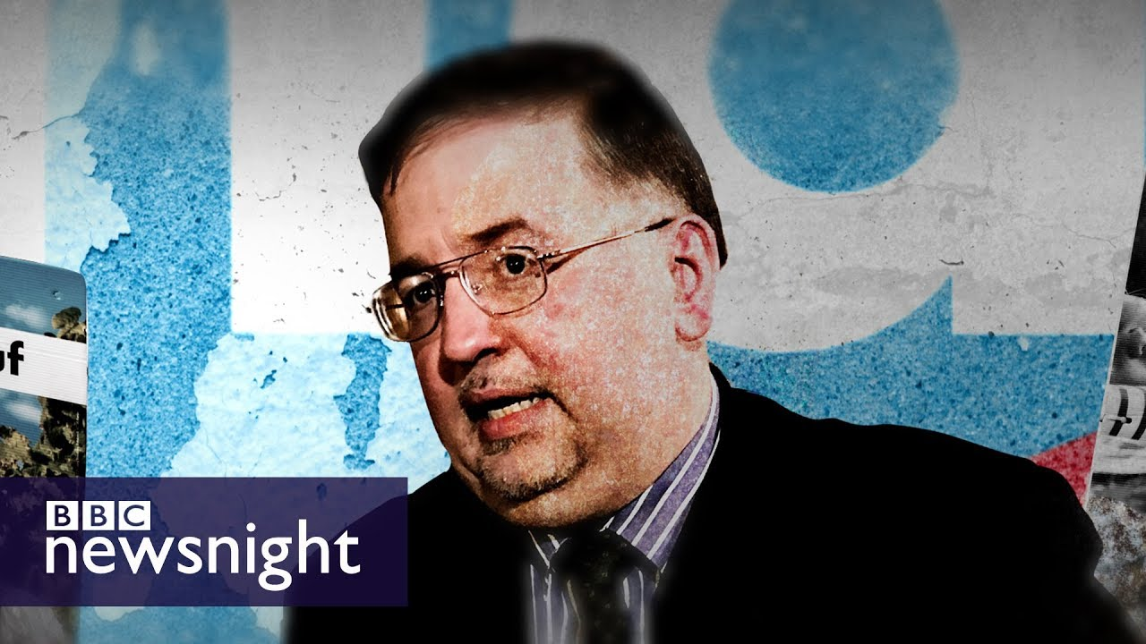 The AfD member who converted to Islam – BBC Newsnight
