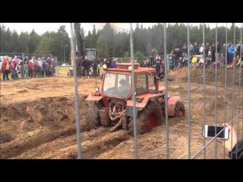 Målilla Traktor Power Weekend 2014 surhål