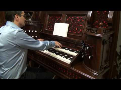 Nun danket alle Gott - M. Rinkart - Doherty Reed Organ