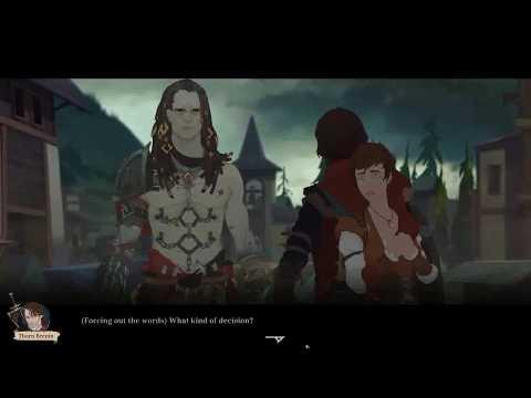 Ash of Gods: Redemption Gameplay |