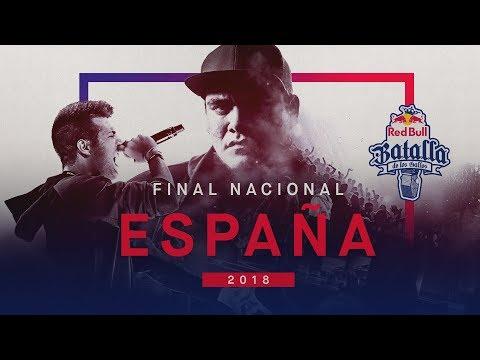 Final Nacional España 2018 | Red Bull Batalla De Los Gallos