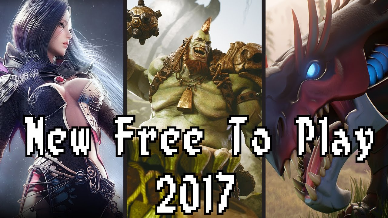 top 10 free to play 2017