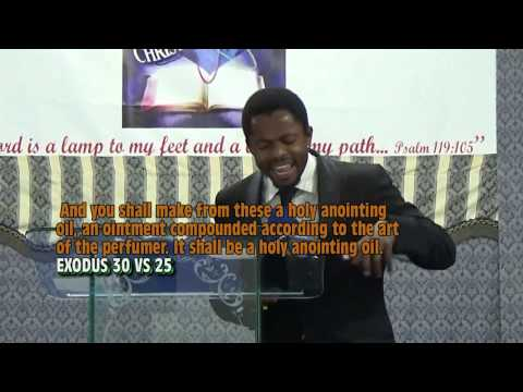 Anointing For Overflow