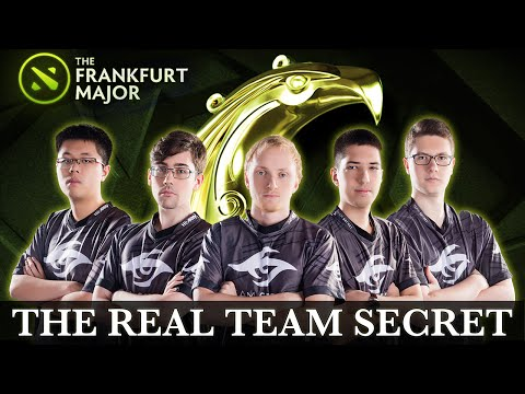 Dota 2 | Team Secret FULL Behind-the-Scenes Video | Frankfurt Major 2015