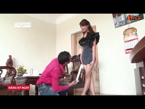 Chồng Ham của Lạ Full HD | Phim Hài Mới Hay Nhất 2017 | Cười Vỡ Bụng