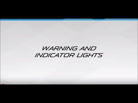 Warning And Indicator Lights