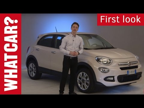 Fiat 500X - Five key things about the new SUV - What Car?