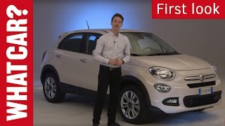 Fiat 500X Five key things about the new SUV What Car