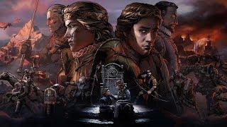Играем в Thronebreaker: The Witcher Tales.