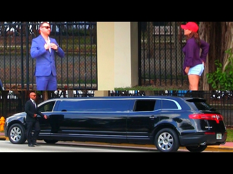 Wealthy Politician Gold Digger Prank!!
