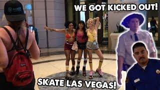 Skating Las Vegas Was CRAZY 😆