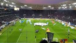 Hoffenheim - Bayern München Mannschaftsaufstellung  ( 04.04.17 )