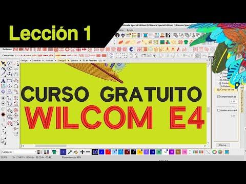 Lección 1: Wilcom