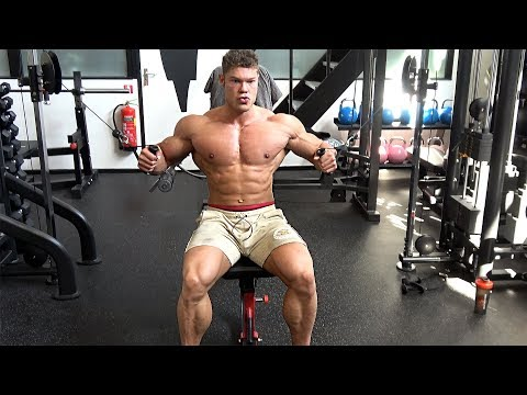 HEAVY Chest Workout - Classic Bodybuilding