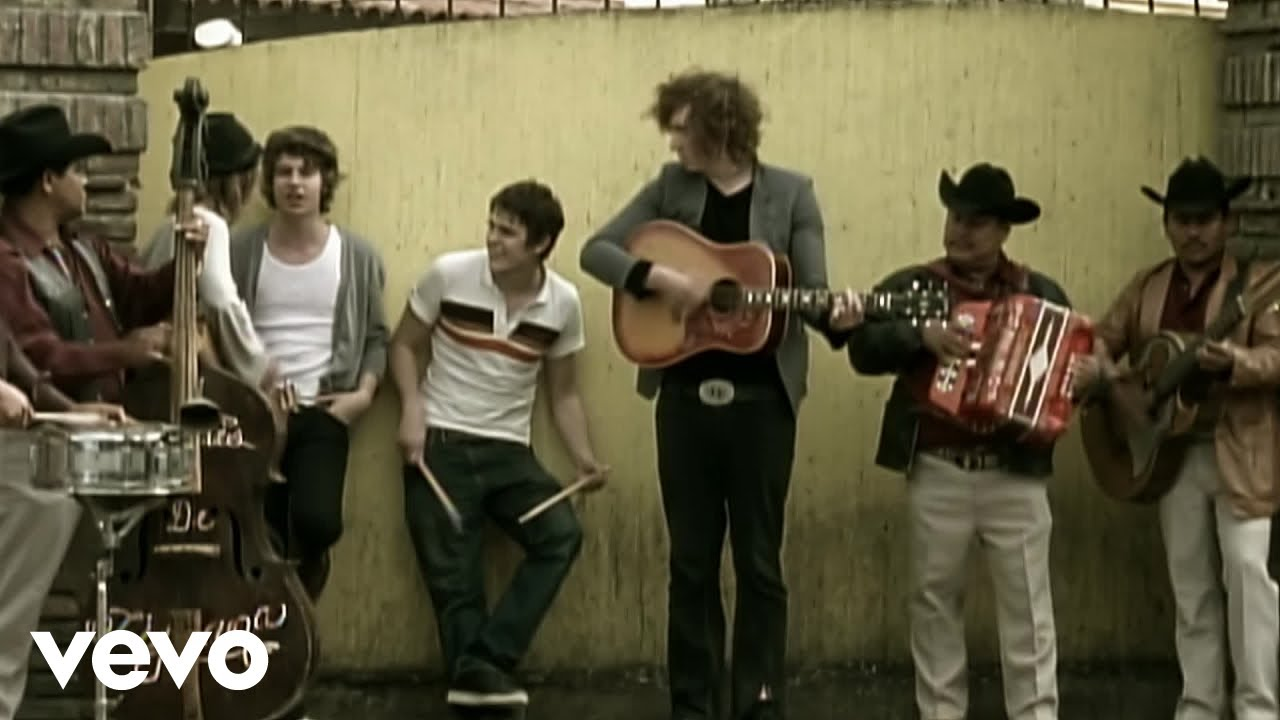 Download The Kooks - She Moves In Her Own Way (Official Lyric Video)