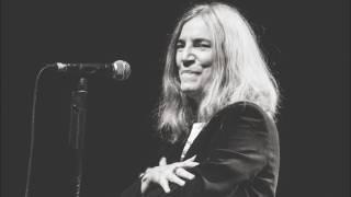 "Patti Smith ""Peaceable Kingdom"""