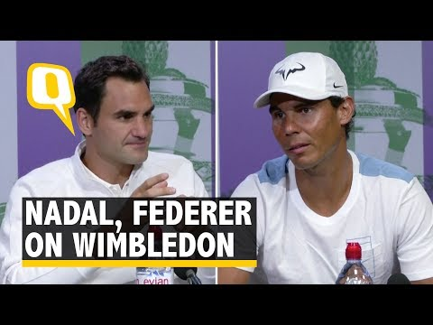 Nadal, Murray & Novak Will Be Hard to Beat at Wimbledon: Federer | The Quint