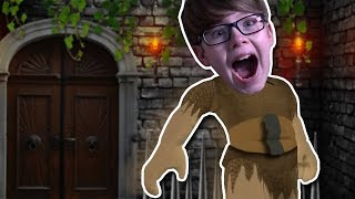 escape the dungeon roblox obby