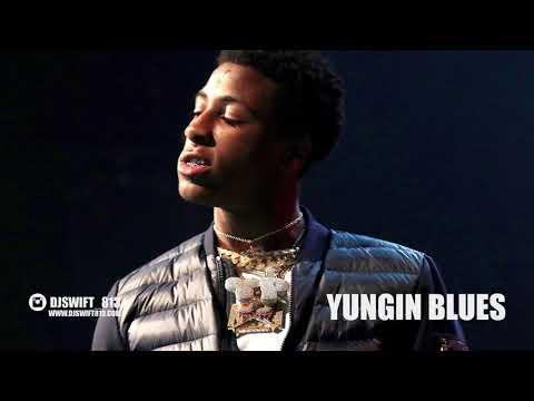 "SOLD NBA Youngboy ""Yungin Blues"" Type Beat [Prod. @DjSwift813 & DrumDummie] NEW INSTRUMENTAL"
