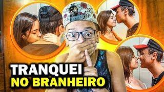 TRANQUEI O MAMUTE NO BANHEIRO COM A CRUSH!