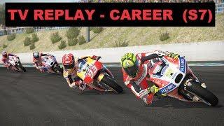 MotoGP Mod 2018 | Career #114 | JEREZ | Race 4/18 | TV REPLAY GAME