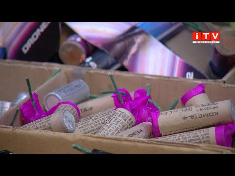 ITV media group: Як правильно використовувати піротехніку на новорічні свята?
