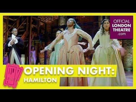 Opening Night: Hamilton