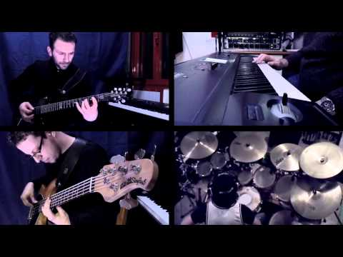 Dream Theater - Erotomania - COVER
