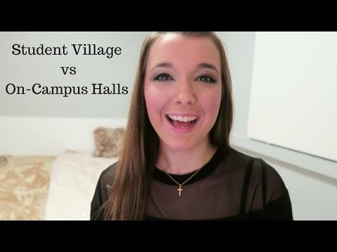 Student Village vs On-Campus Halls  University of Liverpool