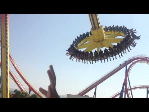 Scream Machine at Adlabs Imagica!