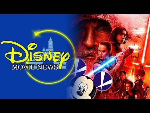Last Jedi Review, Nutcracker Trailer, and a possible queer Princess? - Disney Movie News 96