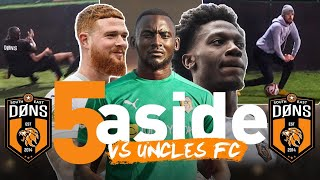 YOU STUPID UNCLES | SE DONS 5A-Side Football