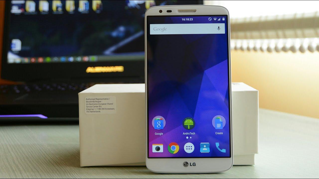 Когда android 5.1.1 для lg g2