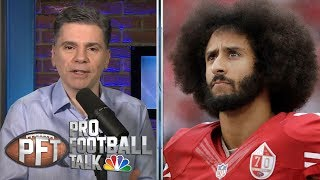 Legal omission shows Kap numbers may be overblown | Pro Football Talk | NBC Sports