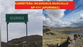 Baixar CARRETERA ISCAHUACA-HUACULLO (Antabamba Apurimac) - RESUMEN