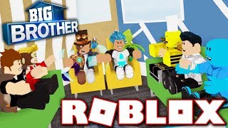 ROBLOX BIG BROTHER: YOUTUBER EDITION!! (Episode 1)