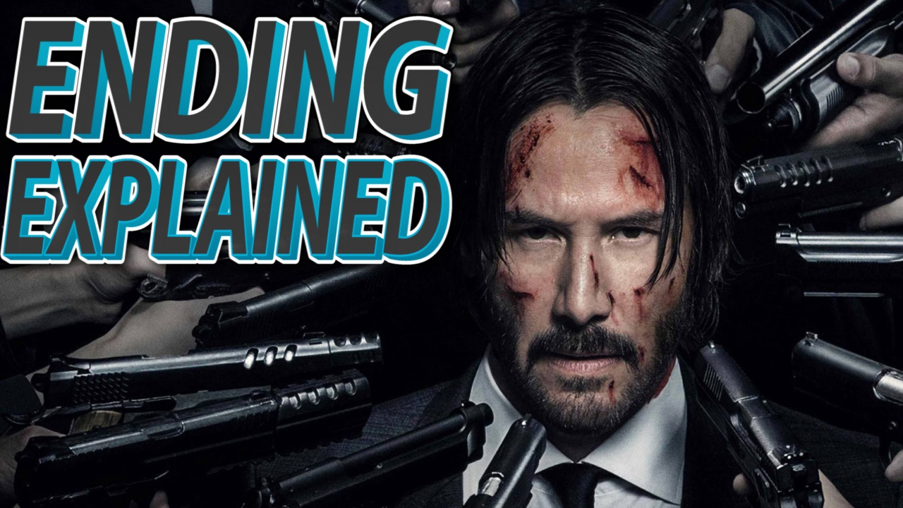 John Wick Chapter 2 Ending Explained John Wick 3 Confirmed Youtube