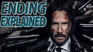 John Wick Chapter 2 Ending Explained - John Wick 3 CONFIRMED!!!