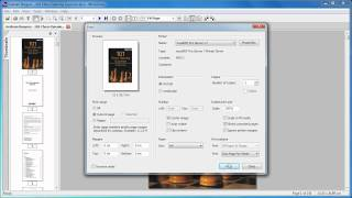 Convert DjVu to PDF using a separate DjVu Viewer