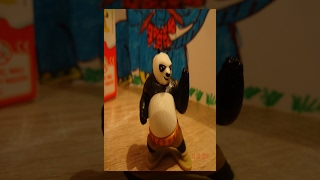 KungFu Panda 3 Opening Kinder Surprise Eggs  (Mr. Ping,Po) #48