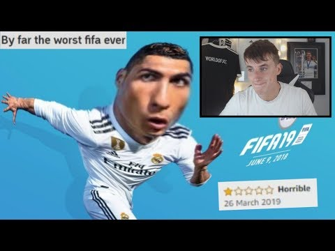 FIFA 19 REVIEWS... The Worst Game Of All Time?