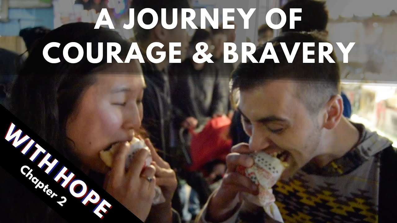 A Journey of Courage & Bravery Chapter 2: Near to Fear