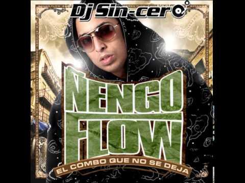 Mix Ñengo Flow - ♫El Combo Que No Se Deja♫ - ★Album Completo★