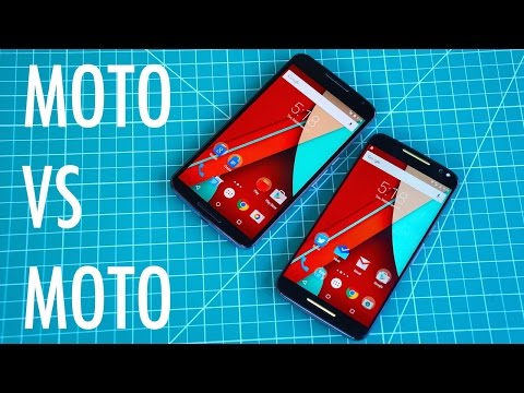 Moto X Pure Edition vs Nexus 6