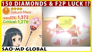 This Is Why Sailor Yui Is Better Than I Thought & 150 Diamonds Scout (SAO Memory Defrag) YUI 検索動画 7