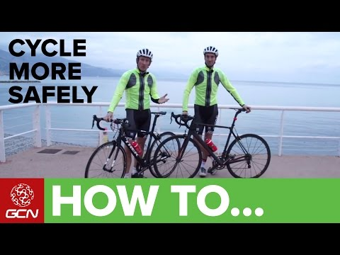 How To Cycle More Safely