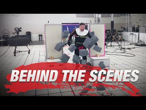 Friday the 13th: The Game - Behind the Scenes of the Motion Capture Shoot