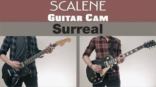 scalene   surreal guitar cam