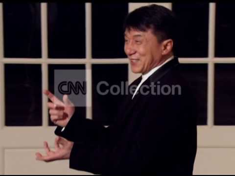 FILE:JACKIE CHAN - CHINA'S NEW POLITICAL ADVISOR